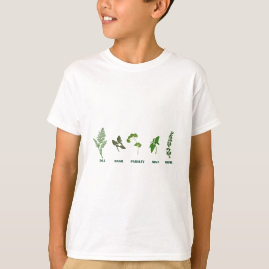 Herb Collection T-Shirt