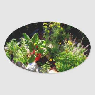 Herb Garden Sticker