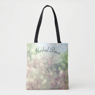 Herbal Deva Tote Bag