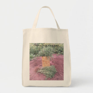 Herbal goods. tote bag