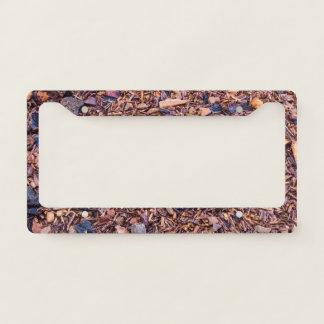 Herbal Tea Licence Plate Frame