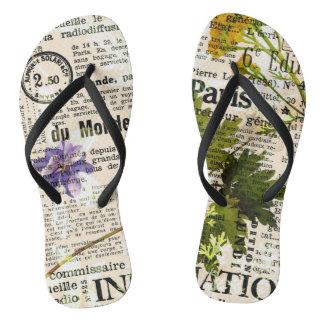 Herbarium Adult, Slim Straps Thongs