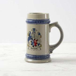 Herbert Coat of Arms Stein - Family Crest