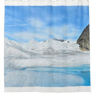 Herbert Glacier Shower Curtain