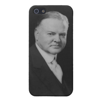 Herbert Hoover 31st President iPhone 5/5S Cases