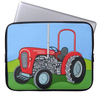 Herbert the Tractor Laptop Sleeve