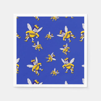 Herbie the Hornet Napkins Disposable Serviette