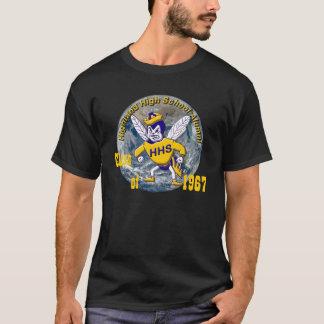 Herbie the Hornet Travels the World T-Shirt