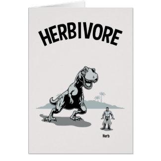 Herbivore II Card