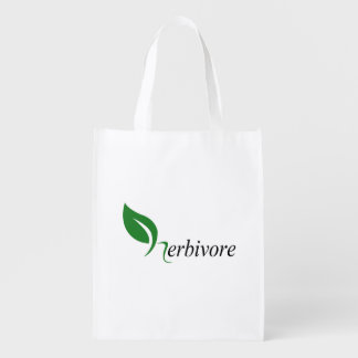 Herbivore Reusable Grocery Bag