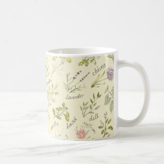Herbs and Spices Mug