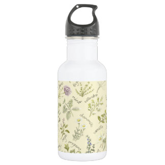 Herbs and Spices Waterbottle 532 Ml Water Bottle