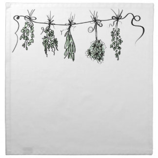 Herbs Napkin