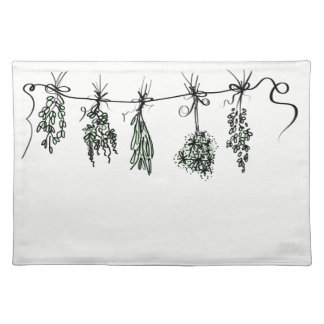 Herbs Placemat