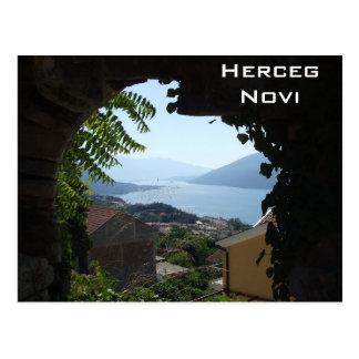 Herceg-Novi Postcard