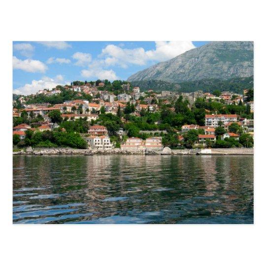 Herceg Novi Postcard