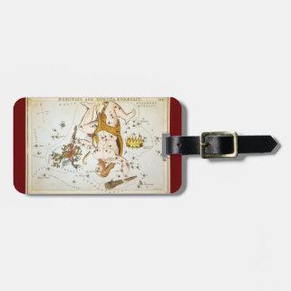 Hercules and Corona Borealis Tag For Luggage