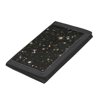 Hercules Cluster Trifold Wallet