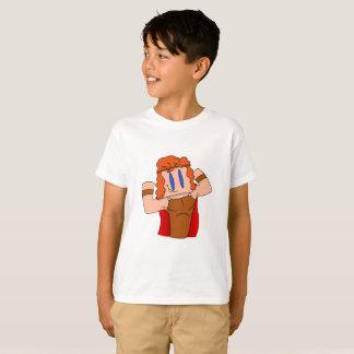 Hercules Constellation HEROIC Kid's T-Shirt