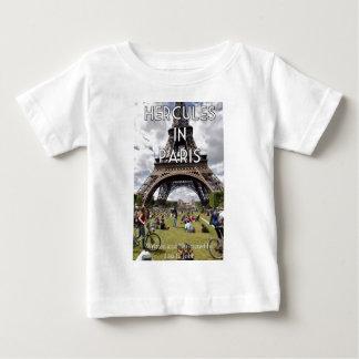 Hercules In Paris Book Cover Baby T-Shirt