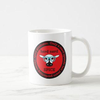 herd nerd SPICE swag Coffee Mug