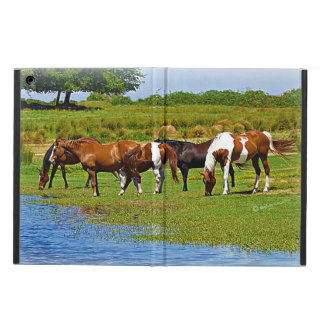 Herd of Horses IPad Case
