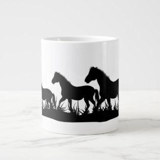 Herd of Horses Mug