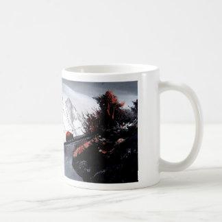 Herd Of Mountain Yaks Himalaya Coffee Mug