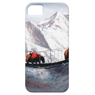 Herd Of Mountain Yaks Himalaya iPhone 5 Cases