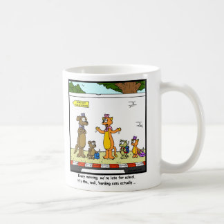 Herding Cats Coffee Mug