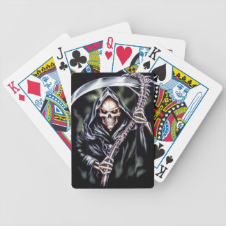grim reaper playing cards zazzlecomau