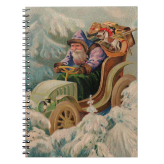 Here Comes Santa Claus! Notebook