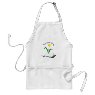 Here Comes Spring Apron