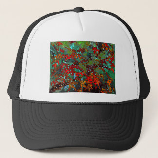 Here comes the colour trucker hat