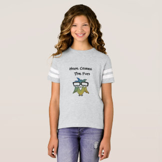 Here Comes the Fun Bird Who T-Shirt