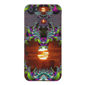 Here Comes the Sun Cover For iPhone 5/5S