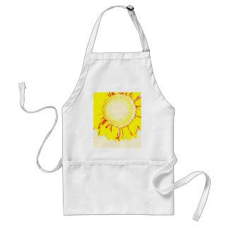 Here Comes The Sun! Standard Apron