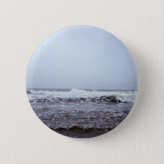 Here Comes the Tides! 6 Cm Round Badge
