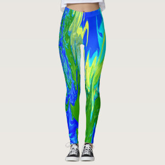 Here comes the waters.... leggings