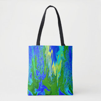 Here comes the waters.... tote bag