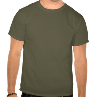 here he comes t-shirt
