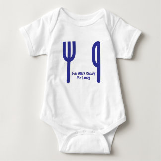 Here, I am Baby Bodysuit