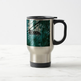 Here in the Forest Travel Mug