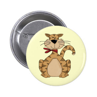 Here Kitty Kitty Pinback Button