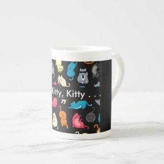 Here Kitty, Kitty! Tea Cup