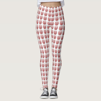 Here Piggy Pig Pig! Leggings