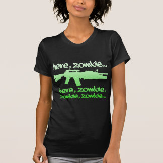 Here, Zombie Zombie... Shirts