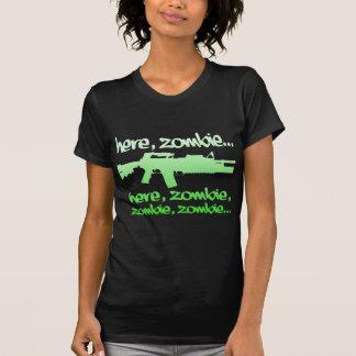 Here, Zombie Zombie... T-Shirt