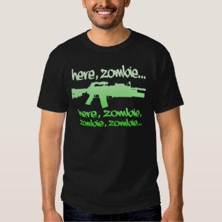 Here, Zombie Zombie... Tshirt