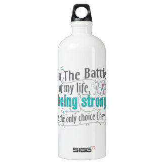 Hereditary Breast Cancer In The Battle SIGG Traveller 1.0L Water Bottle
